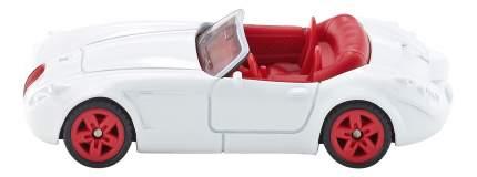Коллекционная модель Siku Wiesmann MF5 кабриолет