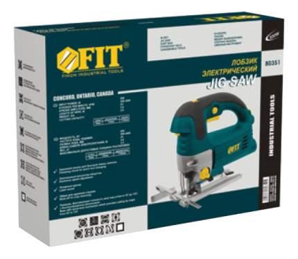Сетевой лобзик FIT JS-651 80351