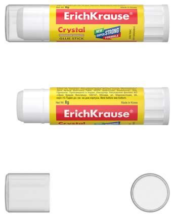 Клей-карандаш Erich Krause Crystal 10999