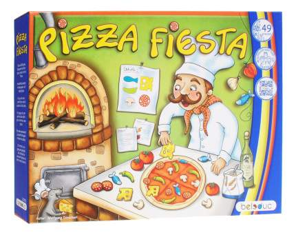 Семейная настольная игра Beleduc Пицца Фиеста