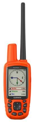 Туристический навигатор Garmin Alpha 50 T5 оранжевый