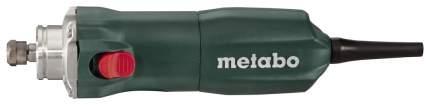 Сетевая прямая шлифовальная машина Metabo GE 710 600615000