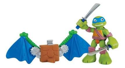 Фигурка Черепашки Ниндзя Playmates Toys Лео с планером