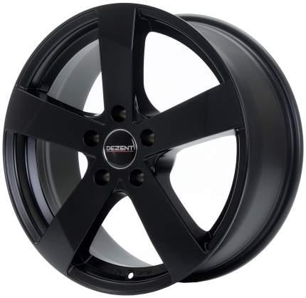 Колесные диски DEZENT TD dark R17 7.5J PCD5x120 ET35 D72.6 (TTD79KA35)