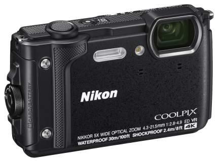 Фотоаппарат цифровой компактный Nikon COOLPIX W300 Black