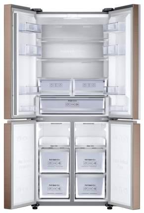 Холодильник Samsung RF50K5961DP Brown