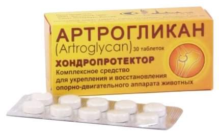 Препарат БИОЦЕНТР АРТРОГЛИКАН хондропротектор 30 табл