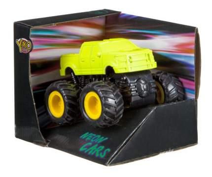 Машинка пластиковая Yako Toys Neon 8391R-1