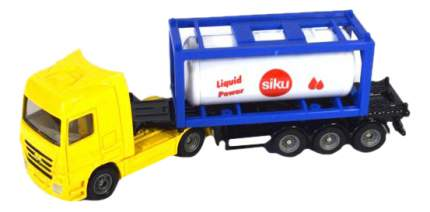 Тягач с контейнером-цистерной Siku 1795 1:87