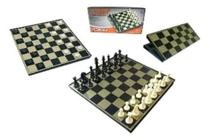 Магнитная игра Shantou Gepai 2 в 1 Шахматы и шашки
