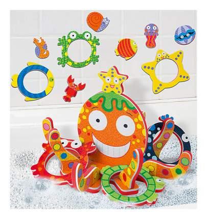 Игрушка для купания ALEX Кольцеброс Осьминожка