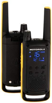 Атомобильная рация Motorola