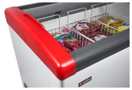 Морозильный ларь Gellar FG 250 E White/Red