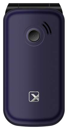 Мобильный телефон teXet TM-B216 синий