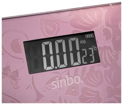 Весы напольные Sinbo SBS 4445