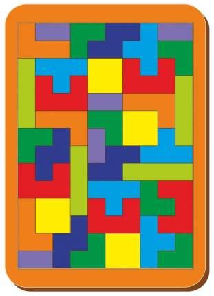Логическая игра Сибирский сувенир Тетрис большой 300х240 мм 65101