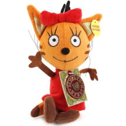 Мягкая игрушка Мульти-Пульти 3 кота, карамелька 16 см
