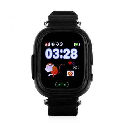Детские смарт-часы Smart Baby Watch Q90 Black