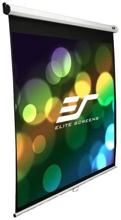 Экран для видеопроектора Elite Screens Manual M100XWH