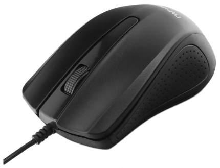 Проводная мышка Гарнизон GM-105 Black