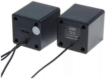 Колонки 2.0 CBR CMS-292 Черные