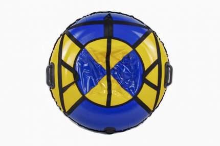 Тюбинг Nika классик ТБ1К-70 Синий-желтый 780 мм