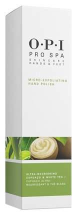 Скраб для рук O.P.I ProSpa Micro-Exfoliating Hand Polish 236 мл ASM02
