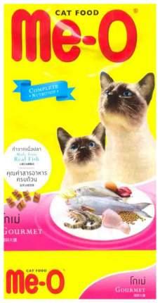 Сухой корм для кошек Me-O Adult, тунец, 7кг