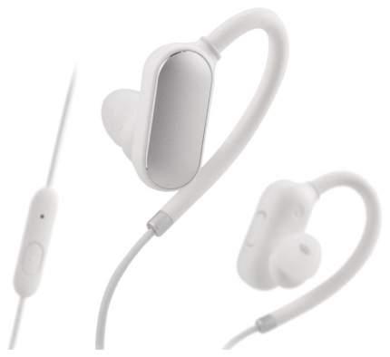 Беспроводные наушники Xiaomi Mi Sport White/Grey