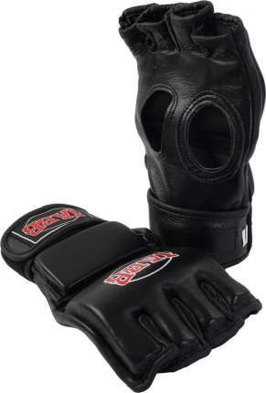 Перчатки для единоборств Jabb JE-23231T черные 16 унций, L