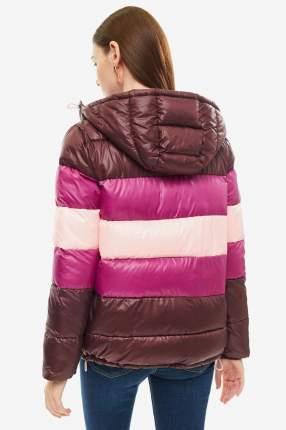 Куртка женская TOM TAILOR Denim красная