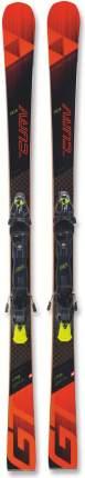 Горные лыжи Fischer RC4 The Curv GT + RC4 Z12 Powerrail 2018, black/red, 182 см