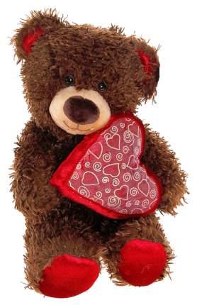 """Мягкая игрушка """"Медвежонок Чиба с сердцем"""" Fancy"""