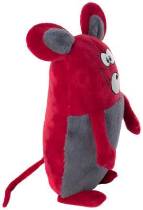 """Мягкая игрушка """"Мягкие зверята"""" - Бордовая мышь, 50 см KiddieArt"""