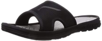 Шлепанцы Mizuno Relax Slide, black, 43 RU