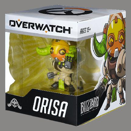 Фигурка Cute But Deadly Games: Overwatch: Orisa