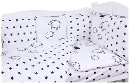 Комплект в кроватку 15 предметов AmaroBaby HOME ELITE
