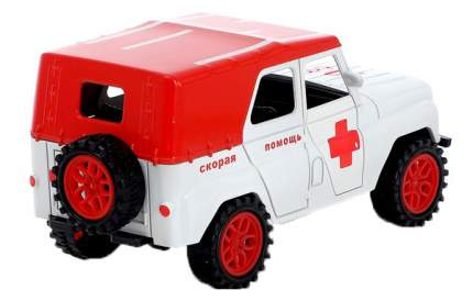 Машина автоград инерционная  скорая помощь, №sl-02761e