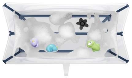 Ванночка Stokke (Стокке) Flexi Bath Макси Transparent Blue 535902