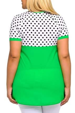 Блуза женская SVESTA C1571-16SAL зеленая 50 RU