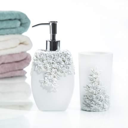 Дозатор для мыла Kuchenland Shower Violet 19 см