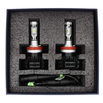 Светодиодные лампы X3 LED Headlight H11 Lumileds ZES 9-32V 50W 6000Lm