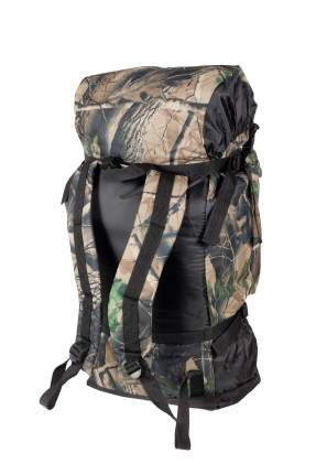 Туристический рюкзак Huntsman Боровик №60 60 л коричневый/черный