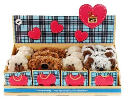 Мягкая игрушка Fluffy Family Валентинка 11 см 972100