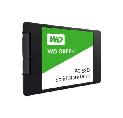 Внутренний SSD накопитель Western Digital Green 480GB (WDS480G2G0A)