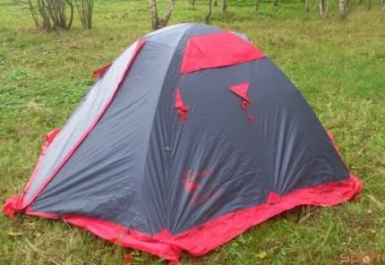 Палатка Tramp Peak 3 V2 серый Цвет серый