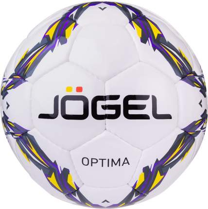 Футзальный мяч Jogel JF-410 Optima №4 white/blue