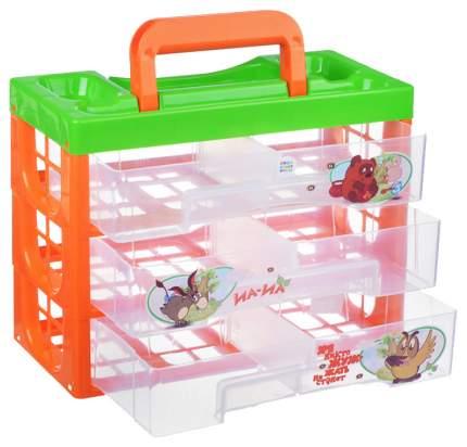 Ящик для хранения игрушек Полимербыт Союзмультфильм 50045 в ассортименте