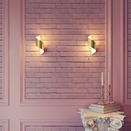 Настенный светодиодный светильник Odeon Light Boccolo 3544/5LW
