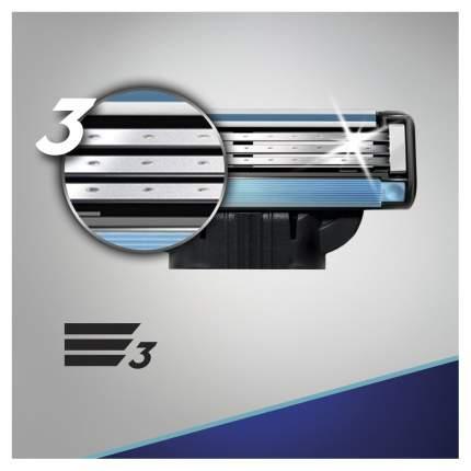 Сменные кассеты Gillette Mach3 для мужской бритвы, 16 шт
